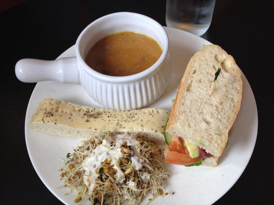 The Urban Parisian: Soup m sandwich