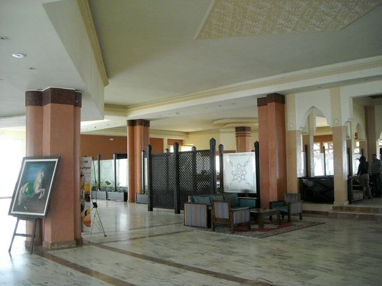Hotel Club Al Moggar: Hall