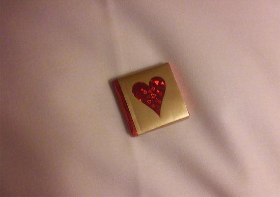 Red Cow Moran Hotel: Valentine's Day Chocolates