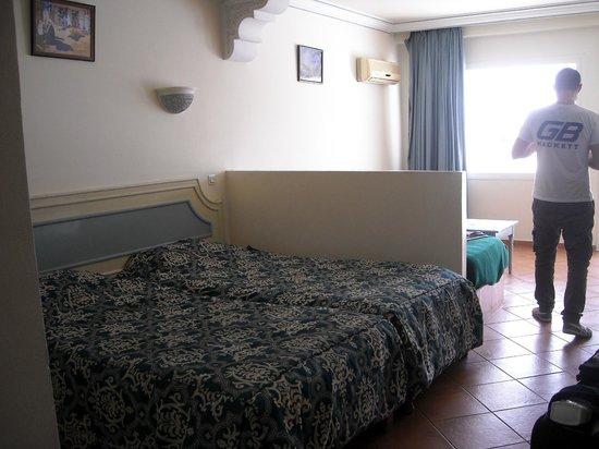Hotel Club Al Moggar : Camera