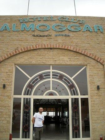 Hotel Club Al Moggar: Ingresso