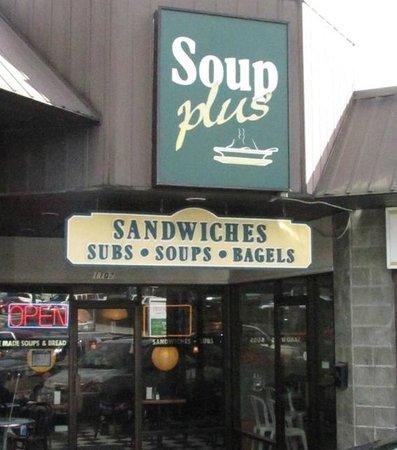 Soup Plus: Entry