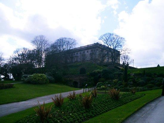 Nottingham Castle Museum & Art Gallery: Nottingham Castle grounds
