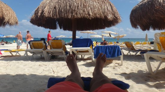 Iberostar Tucan Hotel : Playa