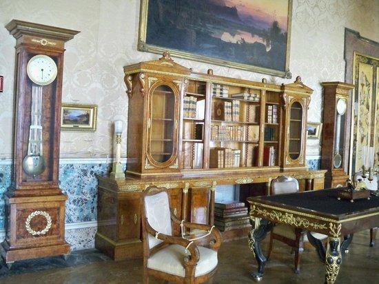 Palazzo Reale : Studio di Gioacchino Murat