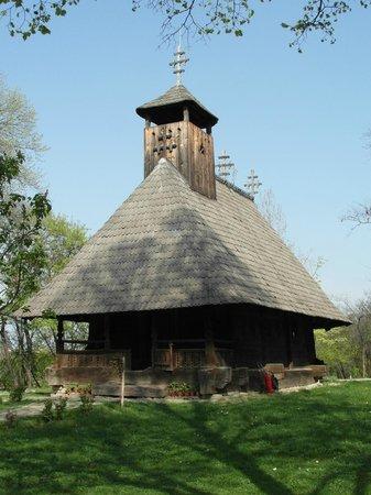 Herastrau Park: Village Museum