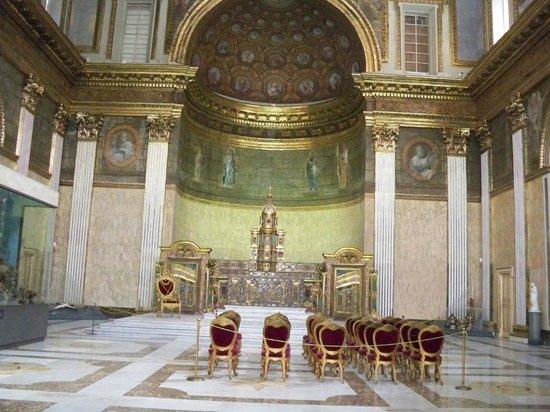 Palazzo Reale : Cappella reale