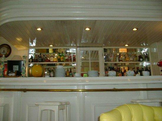 Pousada do Sandi: bar do restaurante