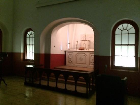 Kilmainham Gaol: chapel