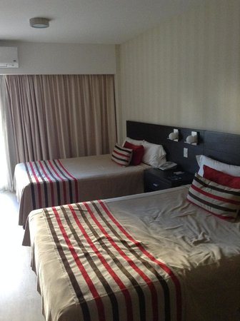 Icaro Suites: One of our rooms