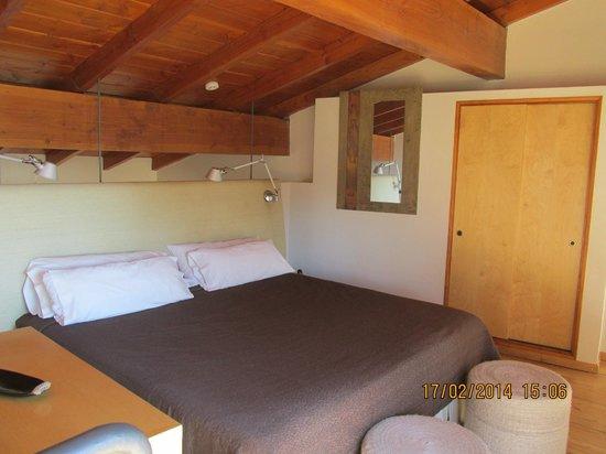 Rochester Hotel Bariloche : planta alta