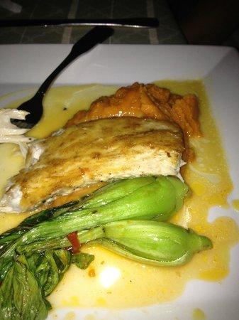 Saltaire Restaurant : Fish entree