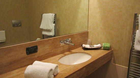 Hotel Pineta : Bagno