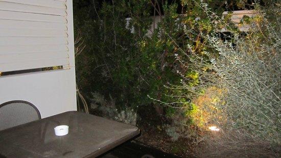 Hotel Pineta : Terrazzino camera di notte