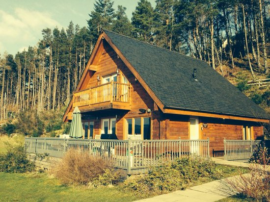 Lodges on Loch Ness: Lodge 12