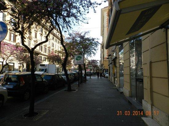 Colors Hotel: ruas perto