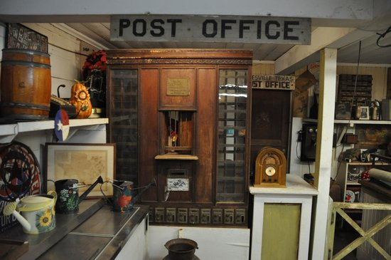 T. C. Lindsey and Co. General Store: Old Post Office