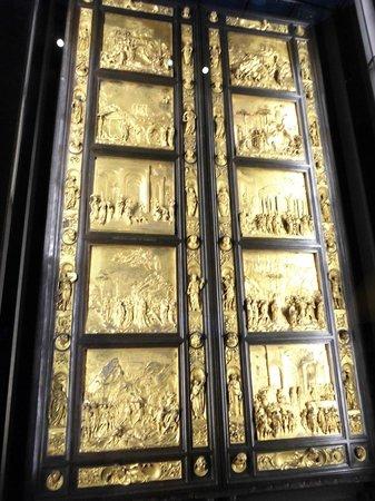 Museo dell'Opera del Duomo : Porta del Paradiso