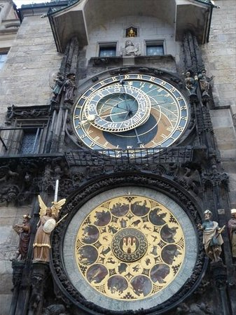 Old Town Hall and Astronomical Clock : Orloj