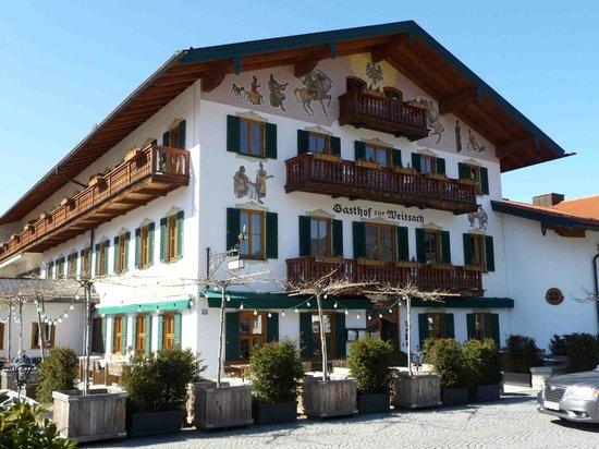 Hotel Bachmair Weissach: Gasthof zur Weissach