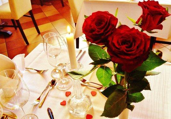 Valentinstag im Flair Hotel Waldfrieden