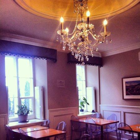 Le Champlain Hotel: Salle a manger