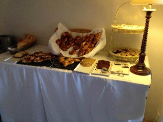 Hotel Les Bories & Spa : Petit-déjeuner (buffet à volonté