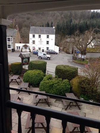 Pooley Bridge Inn: View from room