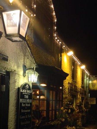 The Bull's Head Inn Foolow Restaurant: Bulls Head