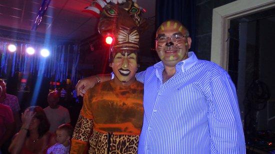 Gran Castillo Tagoro Family & Fun Playa Blanca: rey leon