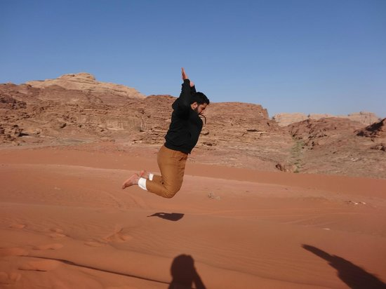 Wadi Rum Lovers Camp: Hlel