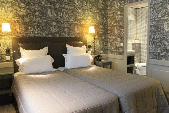 Hotel de Londres Eiffel: Twin Room