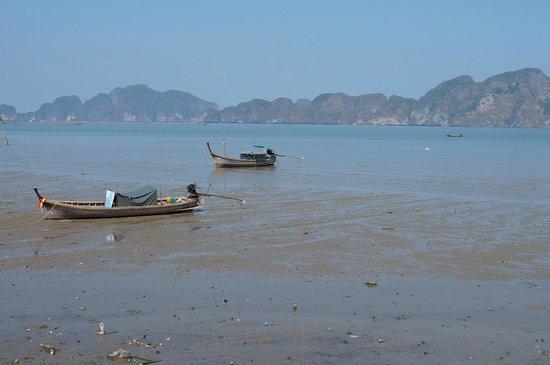 Phang Nga Bay : Viewed from Klong Khian Pier