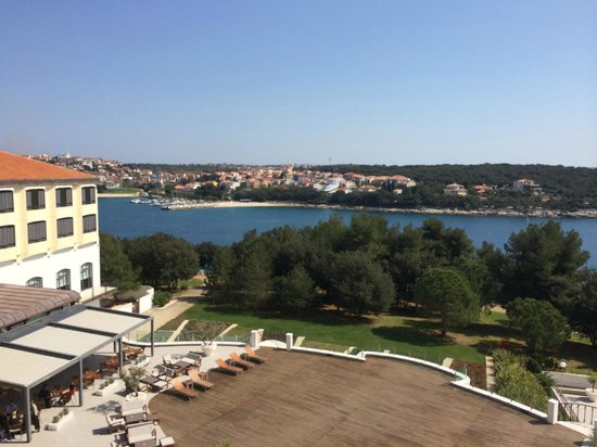 Park Plaza Histria Pula: Sea view