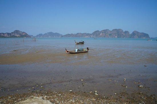 Phang Nga Bay : Viewed from Klng Khian Pier