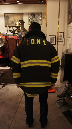 New York City Fire Museum : Musée FDNY