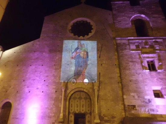 Acerenza Cathedral: Cattedrale di Santa Maria Assunta, facciata.