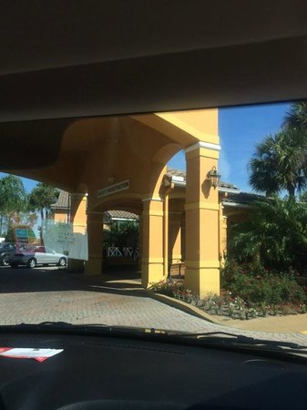 Best Western Premier Saratoga Resort Villas: Entrance