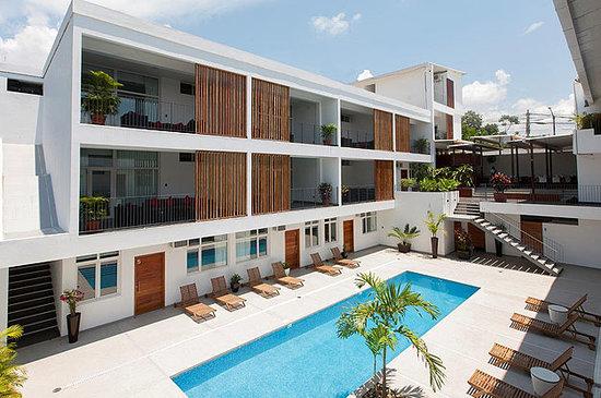 Tucan suites aparthotel desde tarapoto per for Appart hotel 37