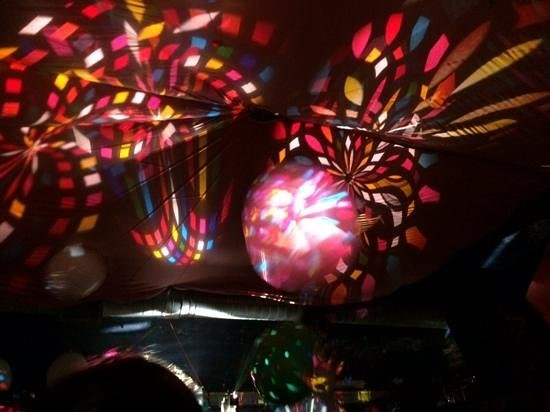 Whirl-y-Gig: whirly light show