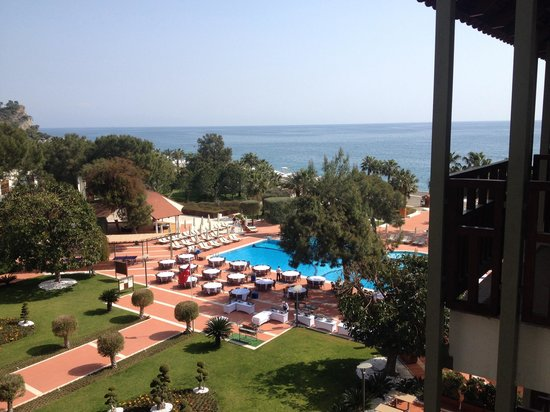 Club Med Palmiye : Vu de la chambre