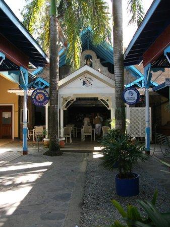 La Serviette, Plaza Taïna, Las Terrenas