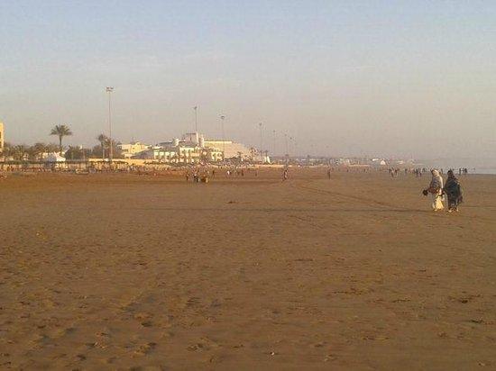 Hotel Argana : Beach