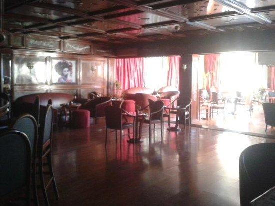 Hotel Argana : Bar area