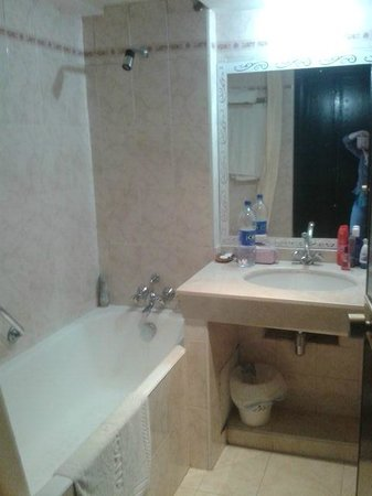 Hotel Argana : Bathroom