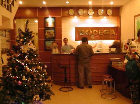 Bodega Hotel: Christmas at Bodega