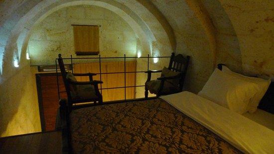 Perimasali Cave Hotel - Cappadocia: 部屋