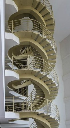 Lycus Beach Hotel: Internal staircase