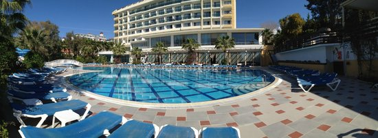 Lycus Beach Hotel: Pool
