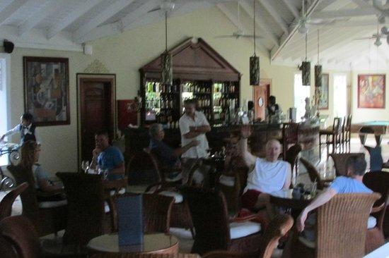 Grand Bahia Principe El Portillo : bar